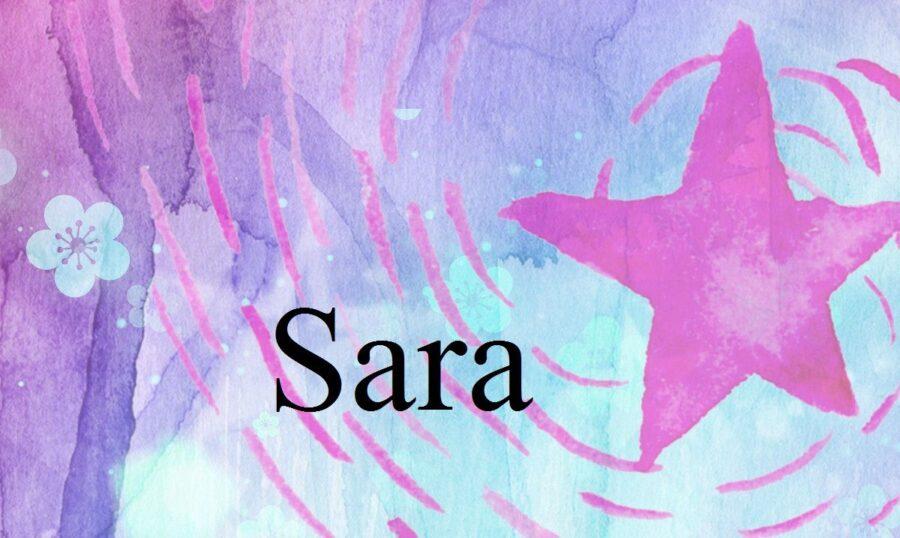 Numerološka analiza imena: Sara