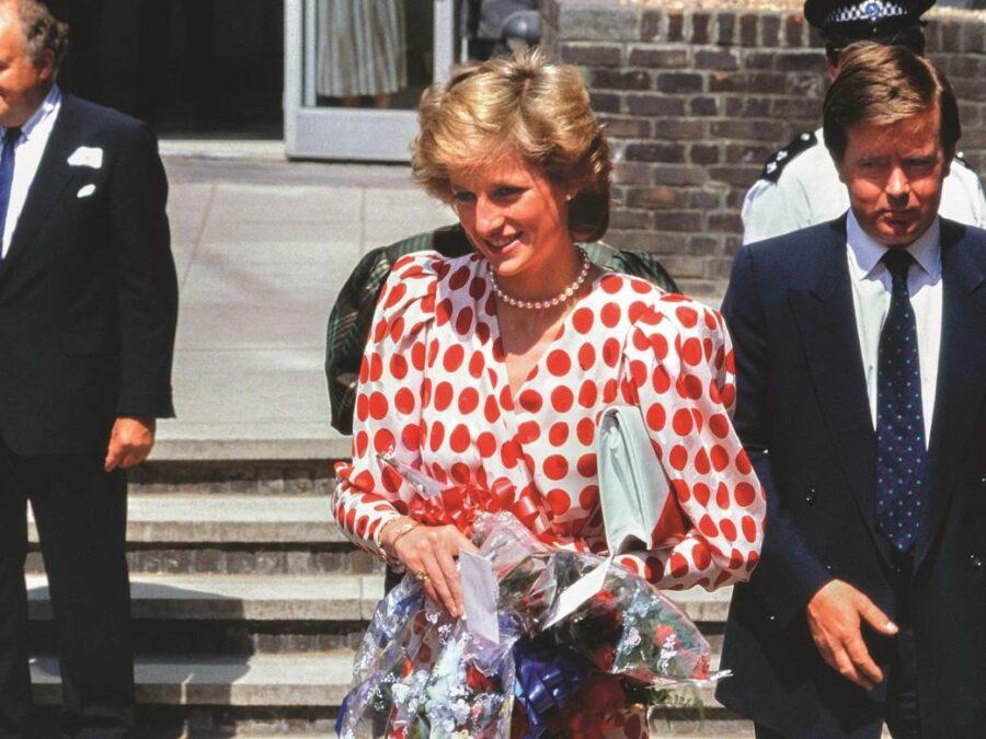 Modni slog Lady Diane je še vedno živ, celo vse bolj iskan