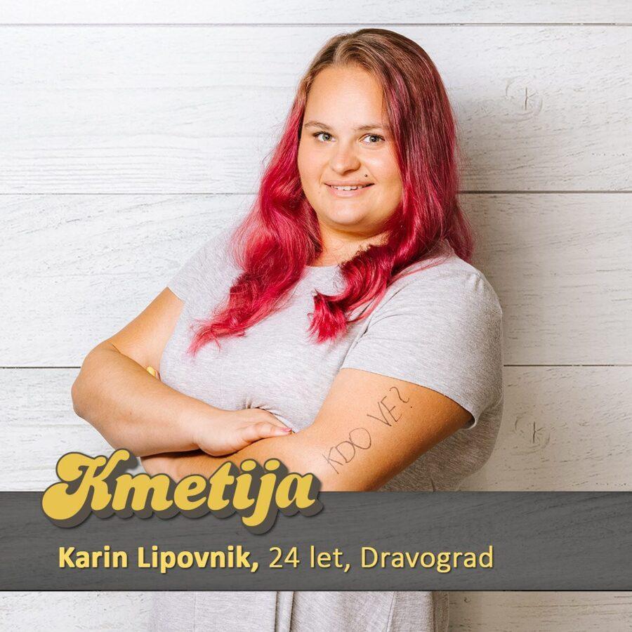 Kmetija: Karin spregovorila o hudi bolezni svoje matere in o strahu, da ne bo mogla nikoli zanositi
