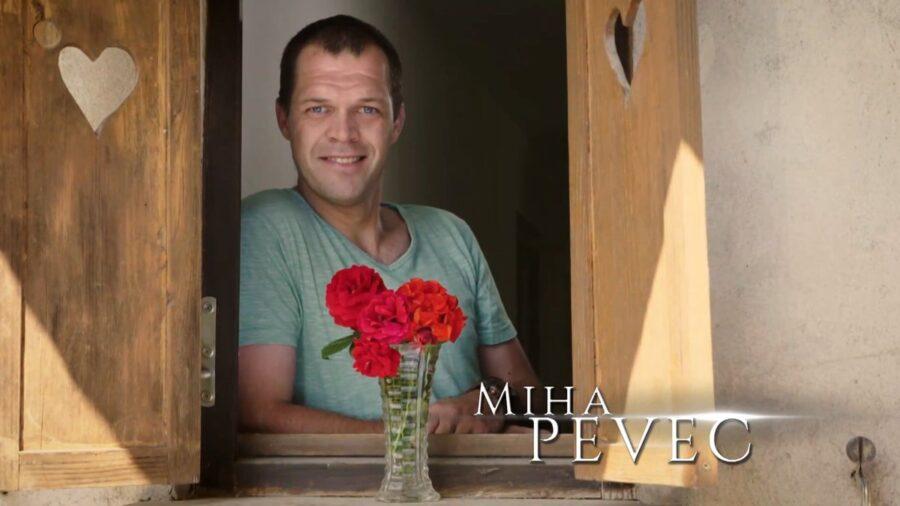 Ljubezen po domače: Miha se je poslovil, srečno je zaljubljen v to dekle …