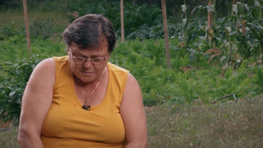 Kmetija: Šokiralo vas bo Majdino priznanje! Naredila je veliko neumnost in jokala